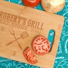 57% Off a Personalized Bamboo Cutting Board