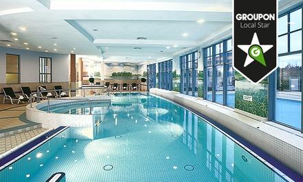Tageskarte für Zwei in die Wasser- & Saunawelt, optional mit Wellness-Gutschein für die SPAworld Fleesensee ab 23 €