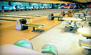 Bowling For Up To Four On A Sunday��thursday Or A Friday��saturday, Or Banquet-hall Rental At Oops Alley (up To 64% Off)