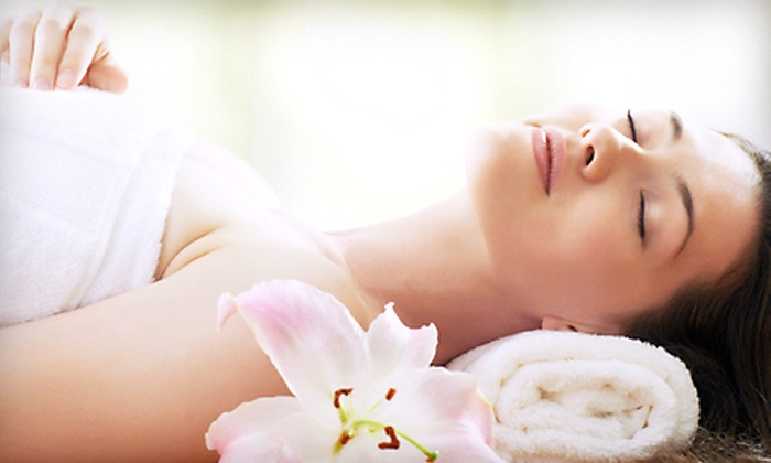 Healing Massage & Wellness Spa - Union City: Body-Patch Treatments or Six Plaster-Wrap Sessions at Healing Massage & Wellness Spa in Union City (Up to 71% Off)