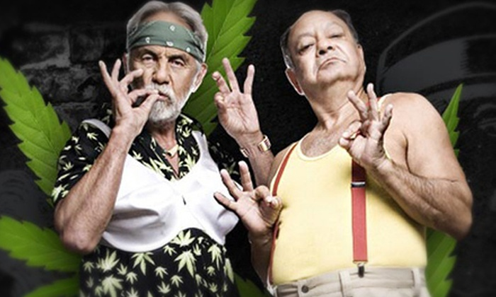 Cheech & Chong - Rialto Square Theatre: $30 to See Cheech and Chong at Rialto Square Theatre on Saturday, October 27, at 8 p.m. (Up to $60.85 Value)