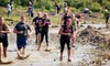 Squaw Creek Army Challenge - Marion: Squaw Creek Army Challenge Mud Run for One, Two, Four, or Ten at Squaw Creek Park on Saturday, August 3 (Up to 40% Off)