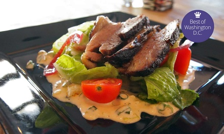 Gastropub Cuisine at Shaw's Tavern (Up to 50% Off). Two Options Available.