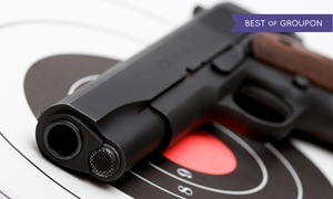 Ohio Concealed Carry Institute:  Concealed-Carry Course Package at Ohio Concealed Carry Institute (Up to 54% Off)