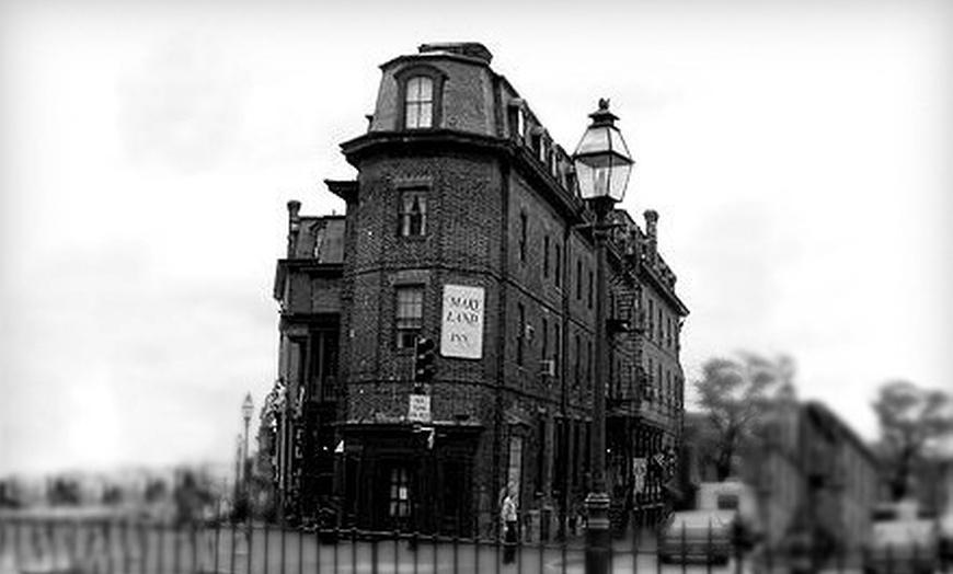 Haunted pub crawl annapolis