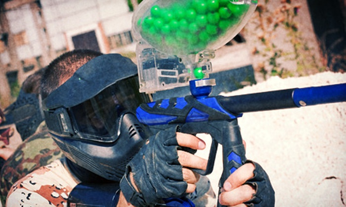 Flag Raiders - Kitchener: Indoor Paintball Package for Two or Four at Flag Raiders (Up to 60% Off)