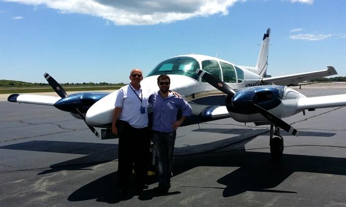 Roberts Flight School - Roberts Flight School: Up to 51% Off Flight Lessons  at Roberts Flight School