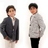 Elie Balleh Milano Italy Slim Fit Boys' Blazers