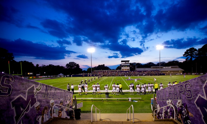 Millsaps Athletics - Jackson: Up to 50% Off College Football Game Packages at Millsaps Athletics