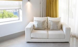 PONTS Dedetização & Serviços: PONTS Dedetização & Serviços: higienização e lavagem a seco de sofá de até 3 ou 5 lugares