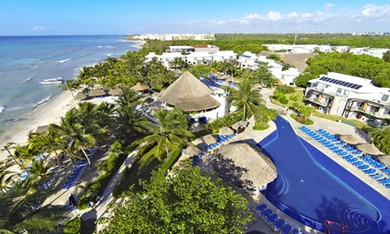 ✈ Sandos Caracol Eco Resort Stay w/Air. Incl. Taxes & Fees. Price per Person Based on Double Occupancy