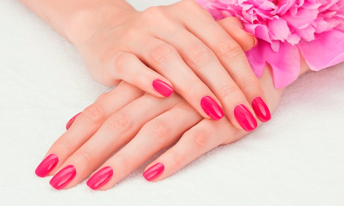 Serenity Nails & Spa - Clearwater: Stay Prettier for Longer with a No-Chip Manicure and Pedicure at Serenity Nails & Spa