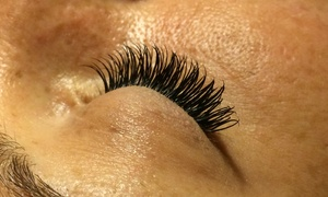 The Blue Lotus: Up to 66% Off Eyelash Extensions  at The Blue Lotus