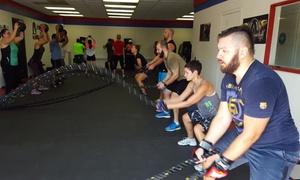 Adrenaline Rush Training: Four Weeks of Unlimited Boot-Camp Classes at Adrenaline Rush Training (75% Off)