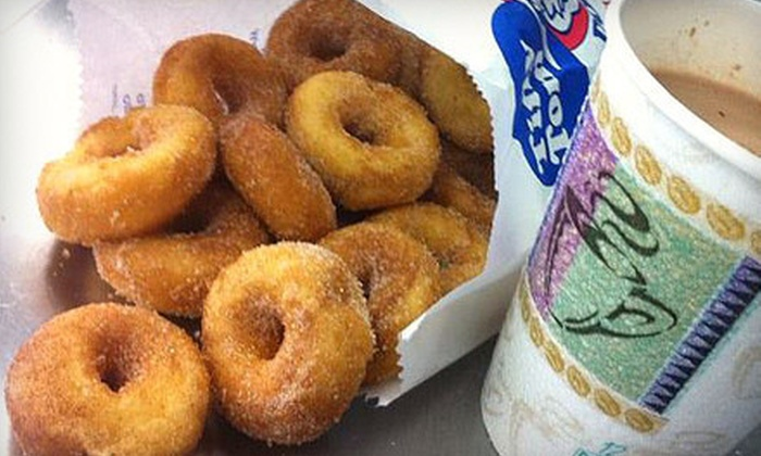 Tiny Tom Donuts - Markham: Two, Three, or Six Dozen Donuts at Tiny Tom Donuts (Up to 57% Off)