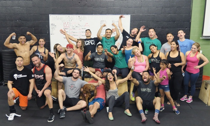 Will Rise Crossfit - Burbank: Up to 70% Off 1 Month Unlimited CrossFit at Will Rise Crossfit