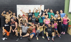 Will Rise Crossfit: Up to 74% Off 1 Month Unlimited CrossFit at Will Rise Crossfit