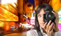 Curso de fotografía nocturna para 1 o 2 personas por Universitat desde 19,90 €