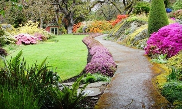 Abkhazi Garden - Gonzales: Abkhazi Garden Membership for One, Two, or Four (Up to 61% Off)