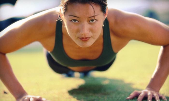 CrossFit Nassau - Princeton: 10 or 20 Classes at CrossFit Nassau (Up to 90% Off)
