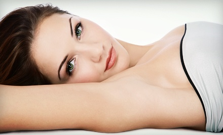 Three Laser Hair-Removal Sessions on a Small, Medium, Large, or Extra-Large Area (Up to 79% Off)