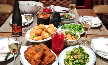 $19 for $30 Worth of Asian-Fusion Cuisine at Asian Outpost