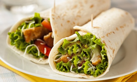 $18 for 3 Groupons, Each Good for $12 Worth of Lunch at Chase Gardens Cafe and Bistro ($36 Total Value)