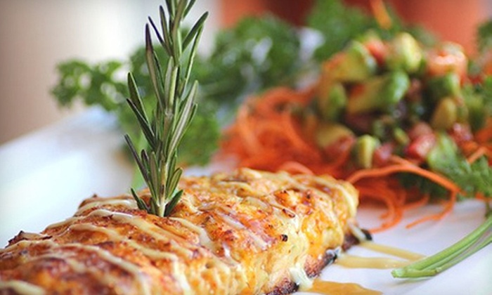 Raku Sushi and Lounge - Minneapolis: $15 for $30 Worth of Japanese Cuisine at Raku Sushi and Lounge