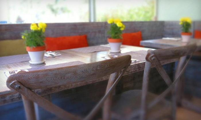 Café Auribeau - Royal Oak Hills: $25 for $50 Worth of French-American Cuisine at Café Auribeau in Boca Raton