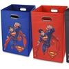 Superman Folding Laundry Basket