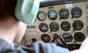 Cardinal Wings Aviation: $125 for Mini Ground School and Discovery Training Flight from Cardinal Wings Aviation ($249.99 Value)