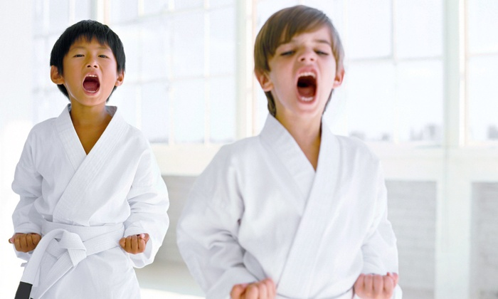 Kids Love Martial Arts - Multiple Locations: 10 or 20 Classes with Initiation and Uniform at Kids Love Martial Arts (Up to 90% Off)