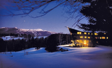2-Night Stay with Dinner at Stowehof Inn & Resort in Stowe, VT from Stowehof Inn & Resort - Stowe, VT