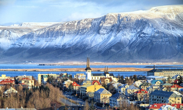 Iceland Vacation With Airfare From Gate 1 Travel In Reykjav 237 K Groupon Getaways