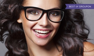 YESnick Vision Center: Eye Exam and Complete Pair of Glasses at YESnick Vision Center (Up to 57% Off). Four Options Available.