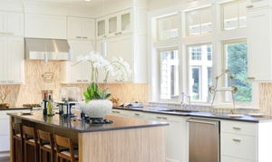 Michigan Kitchen Cabinets: Custom Kitchen Design Package and Consultation from Michigan Kitchen Cabinets (45% Off)