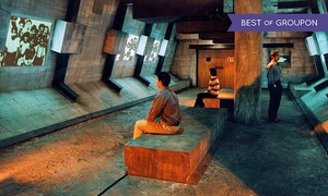 Museum of Tolerance: Single-Day Admission or Membership to Museum of Tolerance (Up to 50% Off). Five Options Available.