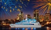 Croisieres Le Montrealais - Promenade du Vieux-Port: $99 for a Fireworks Cruise with Cocktails for One from Croisière Le Montréalais ($206.96 Value)