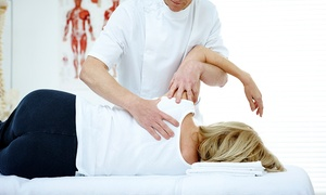 Bedford Chiropractic Clinic: Chiropractic Assessment Plus Treatments from £25 at Bedford Chiropractic Assessment (Up to 82 % Off)