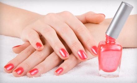 30-Minute OPI No-Chip Manicure (a $30 value) - Trena Martin at Vallar Salon in Portage