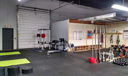 Up to 70% Off Intro Crossfit training classes at CrossFit Vanquish
