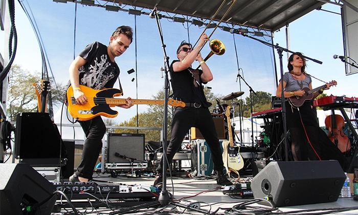 Spring Jam Music Fest - The Grove at Patriots Point: $35 for Entry to the Spring Jam Music Fest for Two ($50 Value)
