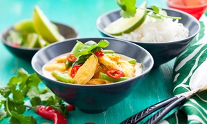 Let's Thai: Choice of Thai Meals from R49 for One at Let's Thai