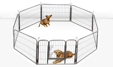 Heavy Duty Metal Pet Play Pen.