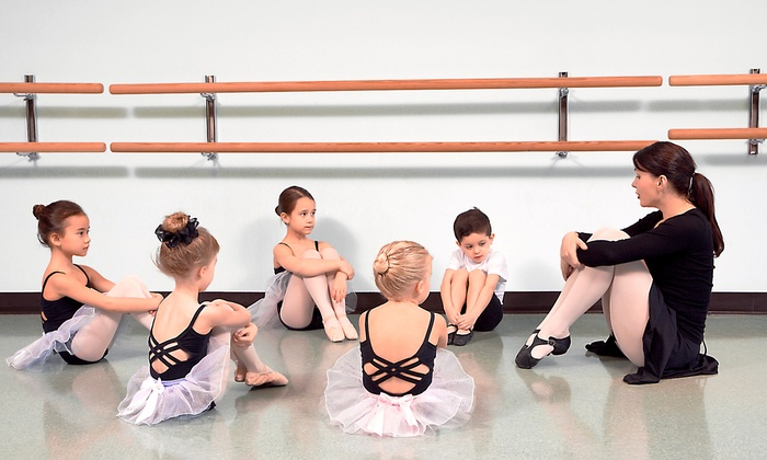 Dance Arts Center - Mount Pleasant: One or Two Kids' Dance Classes Per Week for One Month at Dance Arts Center (Up to 56% Off)