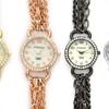 Strada Women's Layered Bracelet Watches
