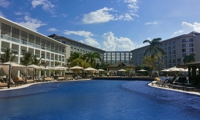 Royalton White Sands - Jamaica: 3-, 4-, or 5-Night All-Inclusive Stay for Two at Royalton White Sands in Trelawny, Jamaica