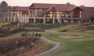 Eagle Canyon Country Club: 18 Holes of Golf from R235 for One at Eagle Canyon Country Club (49% Off)