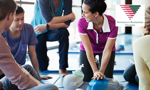The Royal Life Saving Society WA: HLTAID003 Provide First Aid Course - One ($79) or Eight ($632) at The Royal Life Saving Society WA (Up to $1,000 Value)