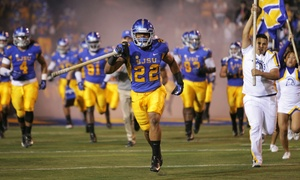 San Jose State Football: $75 for a San Jose State Football Season Ticket Package with Two Bobbleheads ($159 Value)